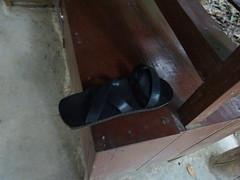 Cu Chi - shoes