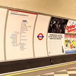 Holborn station tube sign in London thumbnail