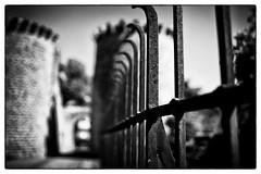 Saint-Valery-Sur-Somme. France. Sur les traces de Jeanne d'Arc.  © Dom Janasz (Dom Janasz) Tags: noiretblanc blackwhite bw baiedesomme pentaxart pentaxlife pentaxlimited artinbw smc