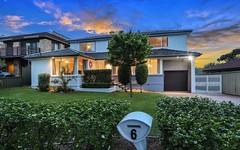 6 Old Bush Road, Yarrawarrah NSW