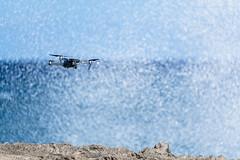 Mavic Takes Hawaii (brerwolfe) Tags: canon canon1dxmkii crashing dji djimavic hawaii hawaiianislands island islandlife ocean oceanspray pacificocean paradise quadcopter seaspray waves