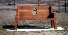 Public seating (sardinista) Tags: fort bragg glass beach mendocino california october 2018