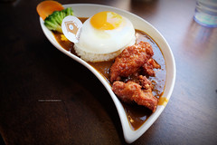 DSCF6128_副本 (Yuchi Wang) Tags: x70 fujifilm boogoo cafe dessert brunch 布咕咖啡 咖喱飯