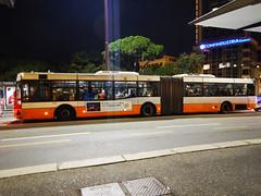 BredaMenarinibus M321 U (1997) (maximilian91) Tags: bredamenarinibusm321u bredamenarinibusm321 bredamenarinibus italianbuses italia italy liguria genova genoa amtgenova amt