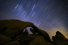 Sleep is for the weary! (ashpmk) Tags: longexposure longexpo stars startrail startrails star night nightphotography nights nightsky midnight california canon canon5dmarkiv canon5dmark4 californiaphotography rokinon