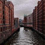 """Views of Hamburg City - The """"City of Warehouses"""" by cloudy weather thumbnail"""