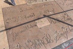 "Handprints of the Cast of Star Trek at the TCL Chinese Theatre • <a style=""font-size:0.8em;"" href=""http://www.flickr.com/photos/28558260@N04/45753638032/"" target=""_blank"">View on Flickr</a>"