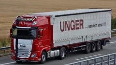 D - Th. Unger DAF XF 106 SSC (BonsaiTruck) Tags: unger daf lkw lastwagen lastzug truck trucks lorry lorries camion caminhoes