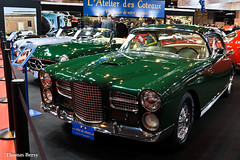 Facel Vega FV3B 1958 (tautaudu02) Tags: facel vega fv3b auto moto cars coches voitures automobile rétromobile 2016 paris