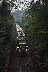 The Cut (ryanstuart1) Tags: aiken railway aikr emd gp30 engine locomotive south carolina sc shortline shortlines railroad train trains freight