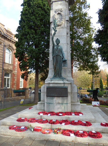 War Memorial - Victoria Park, Smethwick