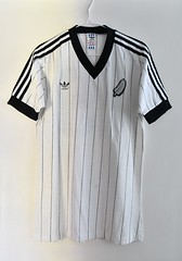 0 (iptings) Tags: new zealand all whites wc 1982 match worn fifa world cup legend kiwi soccer football billy mcclure adidas wynton rufer steve sumner