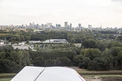 Rotterdam (Dimormar!) Tags: iehoeksvlucht rotterdam landing luchtfoto