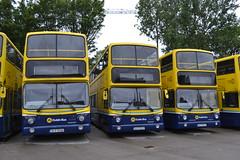 Dublin Bus AV368 04-D-20368 - AV375 04-D-20375 - AV370 04-D-20370 (Will Swain) Tags: dublin broadstone depot 16th june 2018 bus buses transport travel uk britain vehicle vehicles county country ireland irish city centre south southern capital williamsdigitalcamerapics102 av368 04d20368 av375 04d20375 av370 04d20370 av 368 370 375