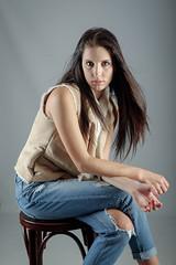 Veronica #23 (Ull_Viu) Tags: modeling beauty delicada delicadament doucement suaument portrait portraiture shooting