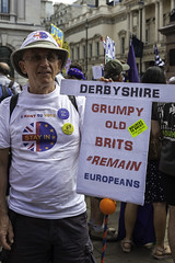 Brexit (justingreen19) Tags: 2018 brexit demo eu england europe europeanunion history london nationalmarch pallmall sw1 stjamess stopbrexit antibrexit banner city crowds currentaffairs demonstrate demonstration freedomofspeech future gather gathering government justingreen19 lettering message news organisedmarch people peoplesmarch photojournalism placard political politics proeuropean referendum remain remainers sign signage stayineurope typeface