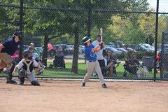 Adam Bluehat game, Fall 2015 (aaronhatcher) Tags: adam baseball bluehat fall2015