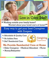 Live In Care at Home | Resident Caregivers (zorgers45) Tags: liveincare carefor24 homehealthcare eldercare babysitter medicalattendant