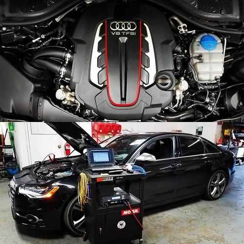 2014 Audi S6 APR Stage 1 I Tune Tuning Flash Flashing 93 Octane
