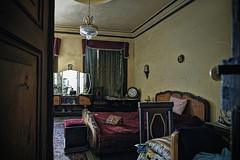 Lady room (JG - Instants of light) Tags: bedroom furniture decoration architecture untouched abandoned forgotten quarto mobília decoração arquitetura intocado abandonado esquecido urbex urbanexploration exploraçãourbana nikon d5500 sigma 1020 portugal
