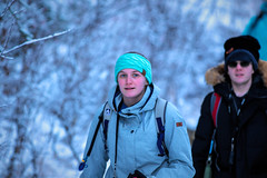 537A6356 (sullivaniv) Tags: alaska eagle river biggs bridge hiking group