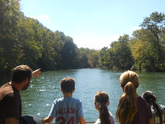 Birdwatching at Friendship Lake