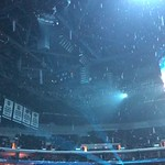 Snowing indoors at LA Kings game thumbnail