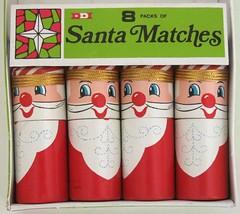 Vintage Dan-Dee Imports MOD Santa Matches - Made in Japan - 1969 (hmdavid) Tags: vintage christmas santa matches japan 1960s mod dandee imports 1969