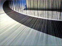 shapes & shadows (Bernergieu) Tags: museumfürkommunikation mfk licht light bern switzerland shadow schatten linien lines explore inexplore