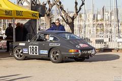 Monte-Carlo Historique 004 (Escursso) Tags: 188 1967 2019 22e 912 barcelona barcelone catalonia catalunya cotxes fia historique montecarlo porsche cars classic historic motorsport racing rally rallye spain
