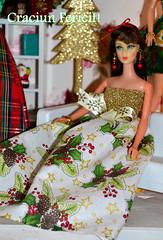 (alya12) Tags: barbie modera tnt christmas christmastree diorama
