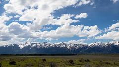 Grand Teton National Park (frederickson.jpg) Tags: jackson wyoming unitedstates us mountains grand teton national park nationalpark grandtetonnationalpark grandteton clouds panorama