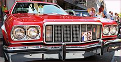 Ford Gran Torino, Rétrofolies 2018 de Spa, Belgium (claude lina) Tags: claudelina belgium belgique belgië spa rétrofolies rétrofolies2018spa auto voiture car véhicule oldcar vieillevoiture ford fordgrantorino