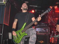 TOXOVIBORA @ Sala Garage Beat Club, Murcia