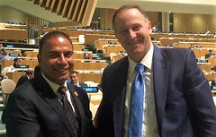 """New Zealand John Key MP, Prime Minister of New Zealand • <a style=""""font-size:0.8em;"""" href=""""http://www.flickr.com/photos/146657603@N04/46516689511/"""" target=""""_blank"""">View on Flickr</a>"""
