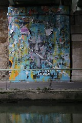 Graffiti (fabhuleux) Tags: 6d canon portrait people art france pantin paris street graffiti