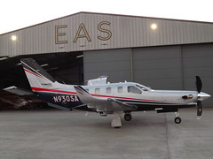 N930SA Socata (Daher) TBM-930 (Private Owner) (Aircaft @ Gloucestershire Airport By James) Tags: gloucestershire airport n930sa socata daher tbm930 private owner egbj james lloyds