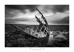 Wreck of the SS Gairloch 1903 (Dominic Scott Photography) Tags: dominicscott newzealand taranaki gairloch wreck boat abandoned old derelict sony ilce7rm3 a7rmiii gmaster sel1635gm manfrotto leefilters leeirnd bigstopper