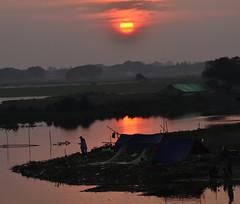 MYANMAR - AMARAPURA (1646) - U Bein Bridge (eso2) Tags: amarapura asia myanmar birmania