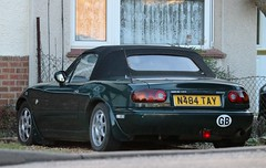 N484 TAY (Nivek.Old.Gold) Tags: 1996 mazda mx5 18i s