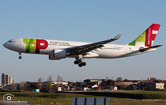 TAP Air Portugal (Guilherme_Martinez) Tags: aircraft airbus airbuslovers sky summer sun sunset adorable old landing planespotting passion portugal clouds cool follow family followme lisboa love lisbon lovers like