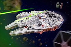 Millennium Falcon ROTJ (Mark II) (Marshal Banana) Tags: lego starwars millenniumfalcon falcon moc 32
