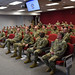 Recruitment Sustainment Program Battle Handoff ceremony