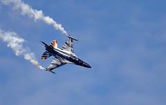 F-16 Falcon (Bernie Condon) Tags: riat airtattoo tattoo ffd fairford raffairford airfield aircraft plane flying aviation display airshow uk f16 lm lockheed martin falcon fightingfalcon fighter bomber military warplane belgium belgian belgianaircomponent
