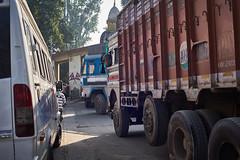 . (arcibald) Tags: belahiya nepal sonauli india border