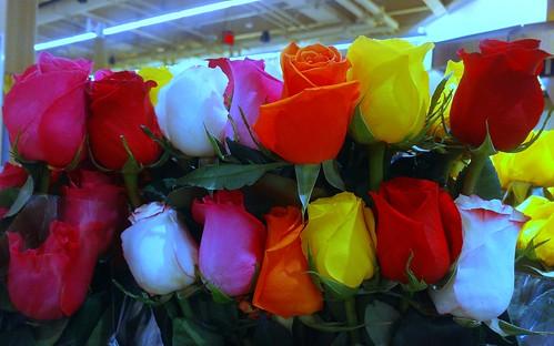 Supermarket Flowers image