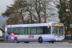 67720 SN62AEF First Glasgow (busmanscotland) Tags: 67720 sn62aef first glasgow sn62 aef ad adl alexander dennis e30d enviro 300 enviro300