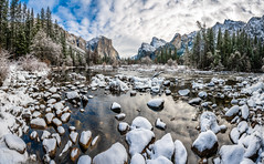 Sony A7R III Yosemite National Park Winter Snow Fine Art California Coast Landscape Photography! Valley View El Capitan Merced River Snowstorm! Sony A7R III & Sony FE 16-35mm f/2.8 GM G Master Lens! High Res 4k 8K! Elliot McGucken Fine Art National Parks! (45SURF Hero's Odyssey Mythology Landscapes & Godde) Tags: sony a7r iii yosemite national park winter snow fine art california coast landscape photography valley view el capitan merced river snowstorm fe 1635mm f28 gm g master lens high res 4k 8k elliot mcgucken parks