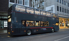 6967, the highest numbered Platinum branded Enviro 400MMC (paulburr73) Tags:
