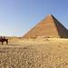 Giza plateau, Cairo , Egypt